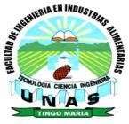 Facultad de Ingeniería en Industrias Alimentarias
